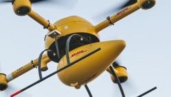 DHL pone en marcha su proyecto piloto para entregar mercancía con drones