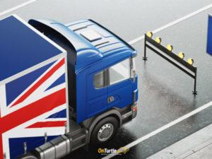 Como afectará el Brexit al transporte por carretera en menos de seis semanas