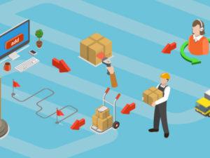 El auge del comercio electrónico palía la caída de ingresos de la logística