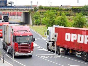 Los transportistas ganan la batalla al 'cártel de camiones'