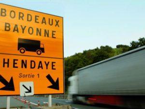 Francia publica sus restricciones a camiones para 2021