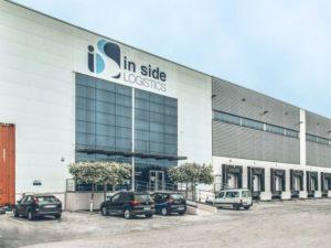 In Side Logistics facilitará la conversión de los almacenes de sus clientes en LAME