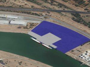 El Puerto de Sevilla adjudica el concurso para la nueva terminal en la dársena de El Cuarto a Agencia Marítima Portillo
