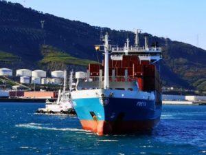 Nuevo servicio de WEC Lines entre Bilbao y Europa-Reino Unido