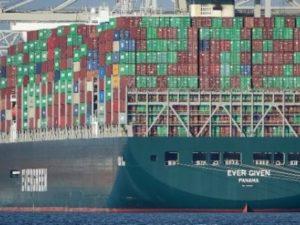 Suez vuelve a poner el foco en la globalización de las cadenas logísticas