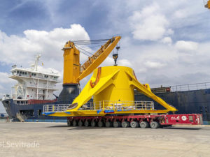 Sevitrade expande su negocio en el puerto de Sevilla