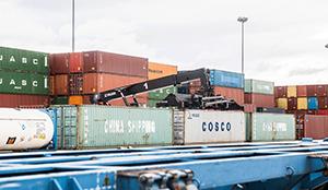 CSP Spain inicia la conexión ferroviaria entre sus terminales de Valencia y Zaragoza