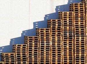 La escasez de palés se postula como el próximo gran problema de la logística