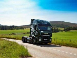 Whisky, el nuevo combustible ecológico para camiones