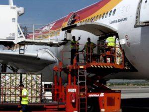 Iberia encara la recta final de la venta de su operador logístico de carga aérea