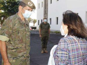 Defensa estudia formar a militares como transportistas